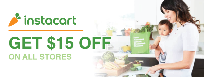Instacart Promo Codes For Existing Customers 2020 Use 15 Off Instacart Promo Code Zouton