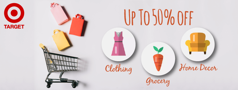 Target Coupons Promo Codes 2020 Flat 50 Off On Groceries Home