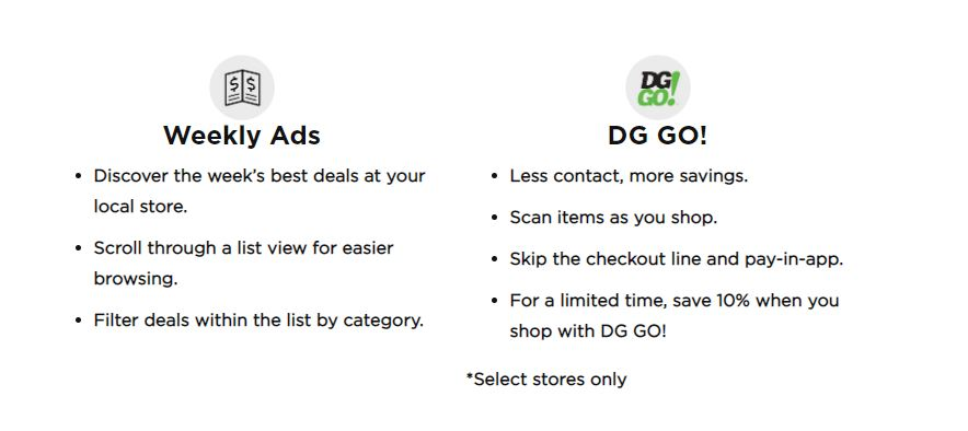 Dollar General Digital Coupons This Week Get Up To 200 Off On Signing Up