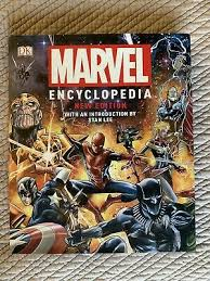 Marvel Encyclopedia, New Edition by Stan Lee, DK