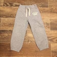 Fleece Athletic Pants