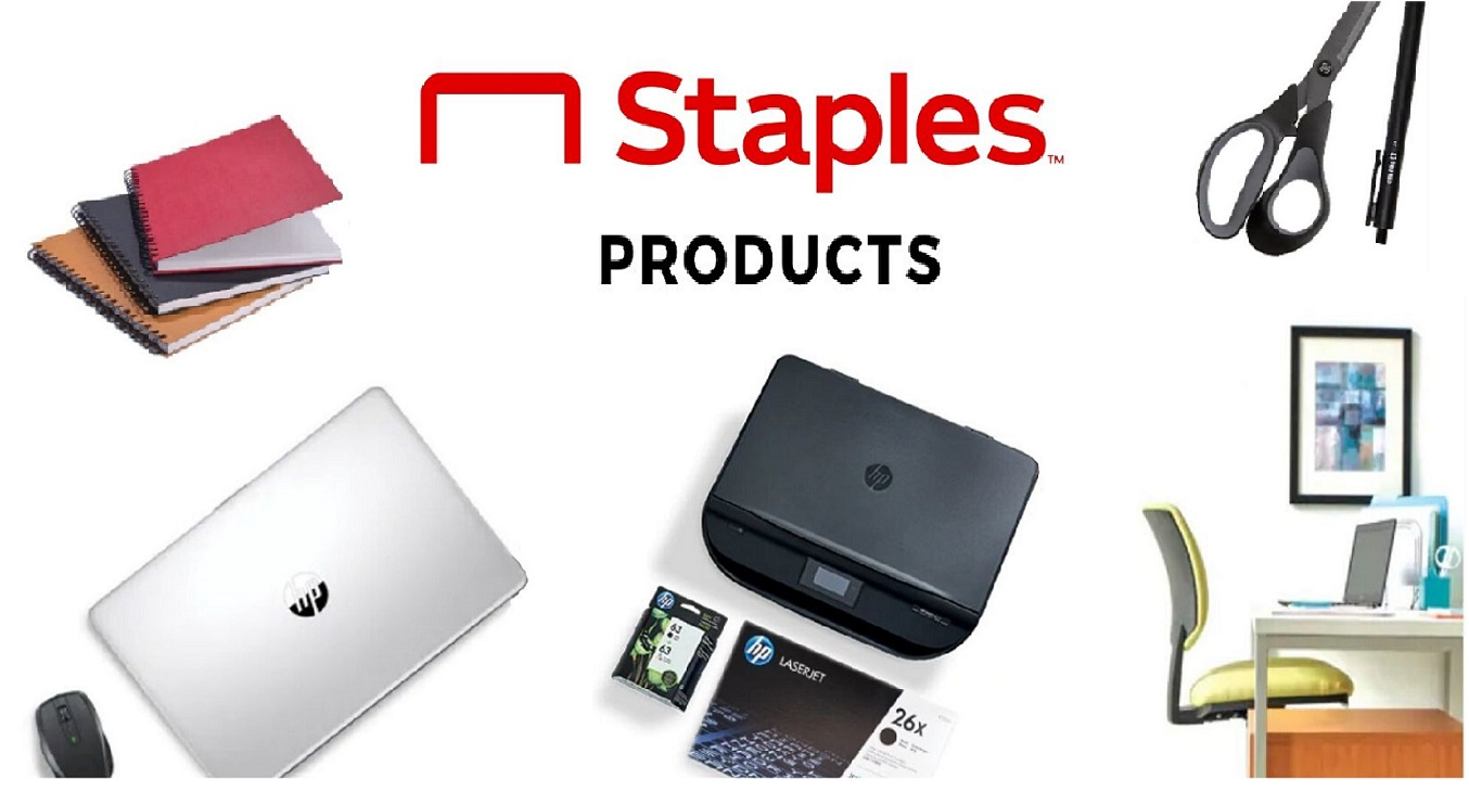 Staples-products