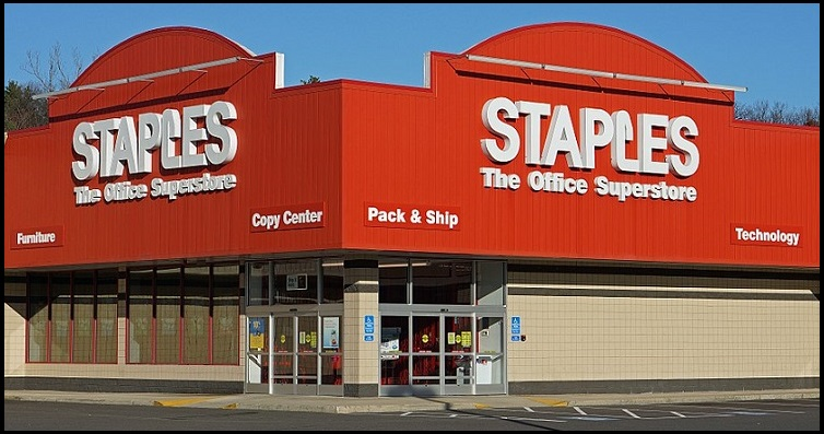 Staples-stores